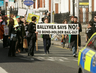 'Ballyhea Says No' group holding 250th weekly protest march