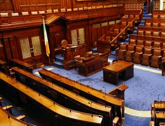 TD gets early Christmas holiday, after being booted out of the Dáil