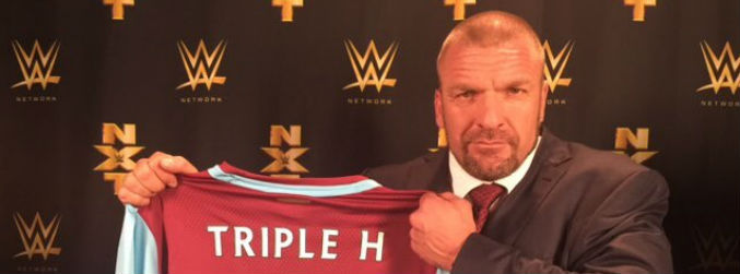 Could Andy Carroll become the WWE's next great Superstar?