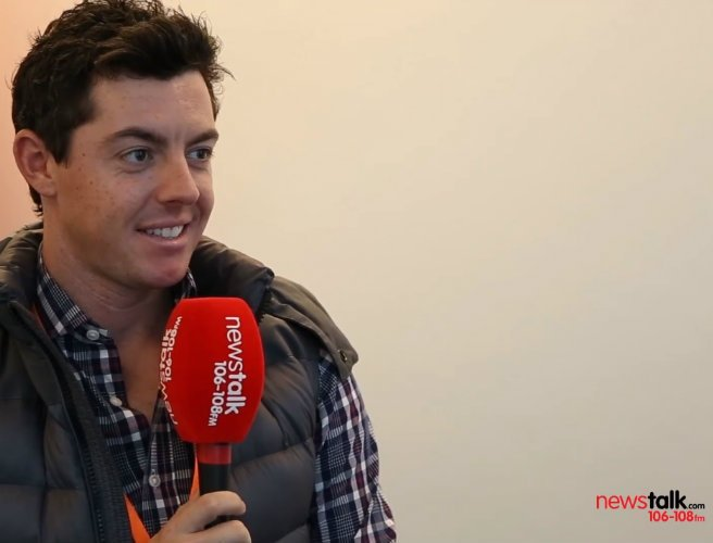 "WATCH: Rory McIlroy on Off the Ball - ""You have to enjoy your wins"""