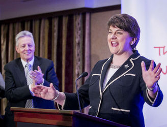 Northern Ireland gets its first female First Minister