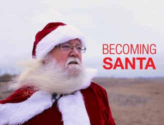 Becoming Santa - What's it like to be the main man at Christmas?