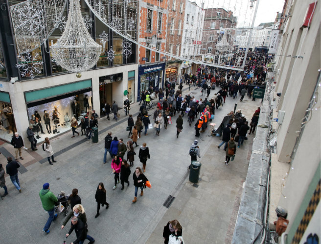 christmas, rush, retail, provinicial, dublin, rural, ireland, excellence