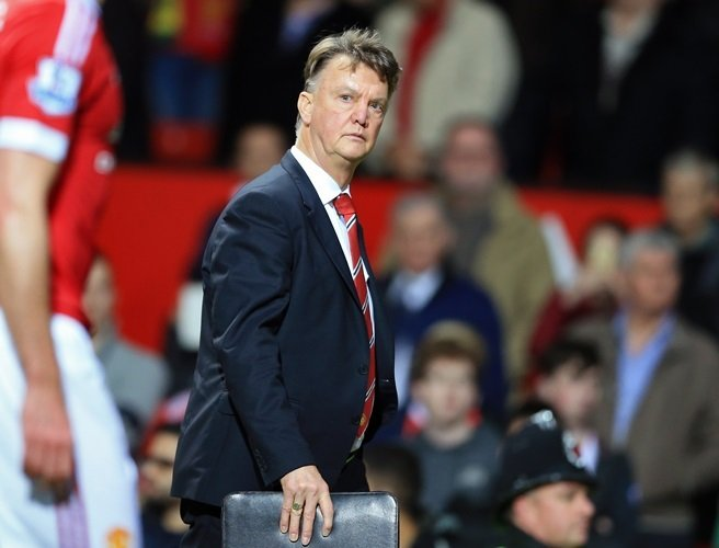Louis Van Gaal, Manchester United, Norwich,