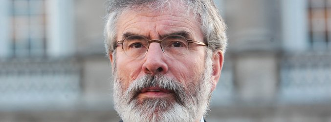 Newstalk, Sinn Féin, Deputy Leader, Mary Lou McDonald, Thomas Slab Murphy, Gerry Adams, criminals