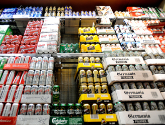 Health Minister says increasing excise on alcohol won't necessarily increase the price of alcohol in shops