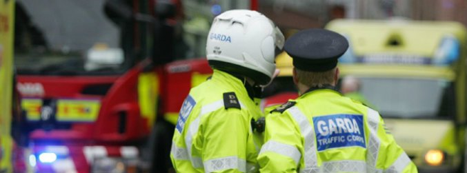 teenager, gardai, appeal, information, dublin, motorbike, crash