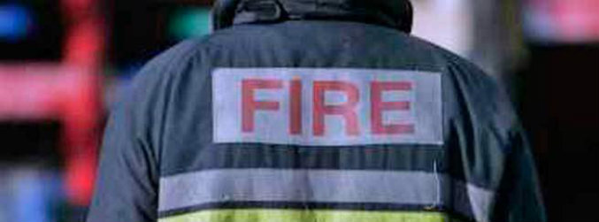One person taken to hospital following house fire in Drogheda