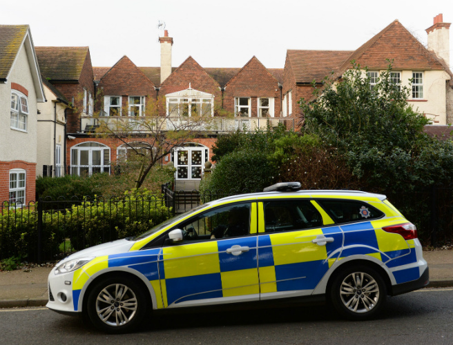 Woman murdered in UK care home