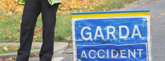 19-year-old killed in Offaly collision