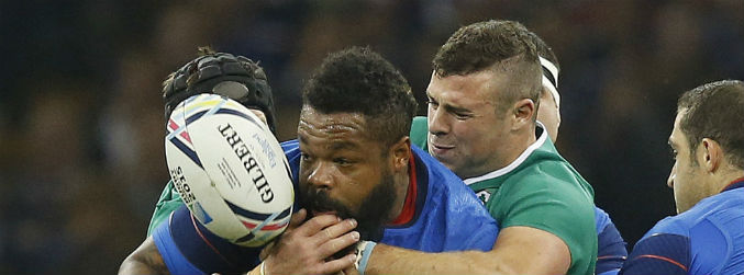 No room for Mathieu Bastareaud as new France head coach Guy Novés names maiden squad