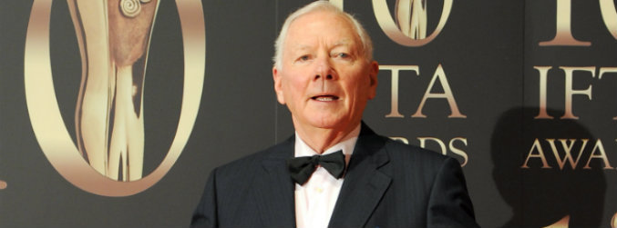 rte, gay byrne, presenter, host, heart, attack