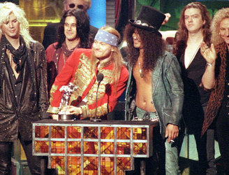 Guns N' Roses reportedly set to reform with Axl and Slash