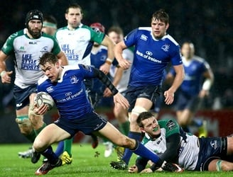 Leinster come out on top in a scrappy clash with Connacht