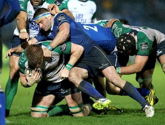 Fergus McFadden faces citing for stamping on an opponent