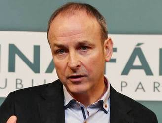 Poll shows sharp drop in support for Fianna Fáil