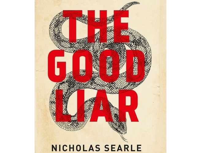 Pat Kenny, Book Club, Eason, Good Liar, Nicholas Searle