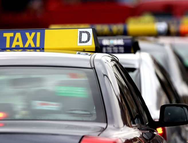 Appeal after serious assault on taxi driver in Dublin city