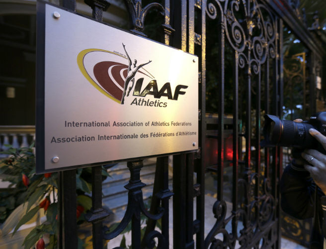 Ex-IAAF trio hit with lifetime bans over scandal