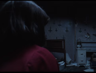 Here's the trailer for the Conjuring 2