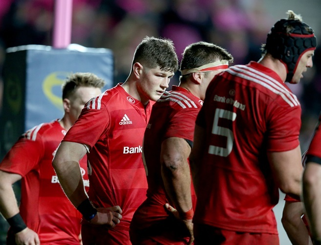 Munster, Stade Francais, Champions Cup,