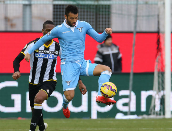 Felipe Anderson 'doesn't know' where he will be at the end of the month.