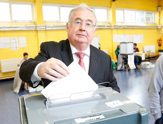 General election will likely be held on February 26th, according to Pat Rabbitte
