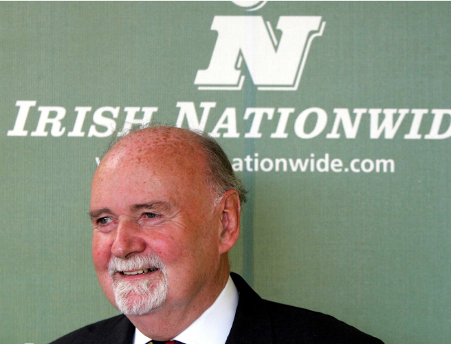 Newstalk, Irish Nationwide, Michael Fingleton, Central Bank, court, law, crime, justice, costs
