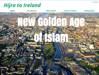 Doubts cast over website inviting Muslims to settle in Ireland