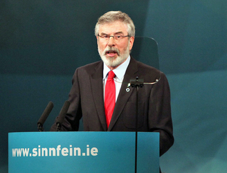 Sinn Féin leader to make televised address on eve of 1916 centenary