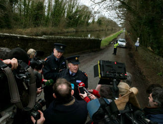 Gardaí identify body found in suitcase in canal