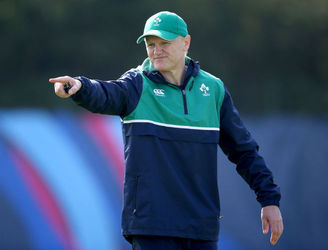 Rory Best gets captaincy as four uncapped players make it into Ireland Six Nations squad