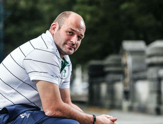 New captain Rory Best basks in the glow of a dream come true