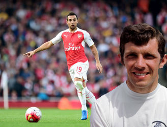 John Giles on why he sees some of himself in Santi Cazorla