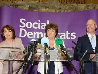 Fine Gael stole our health policy, say Social Democrats