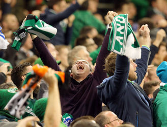 Good news, Ireland fans! UEFA are now accepting debit card when applying for European Championship tickets