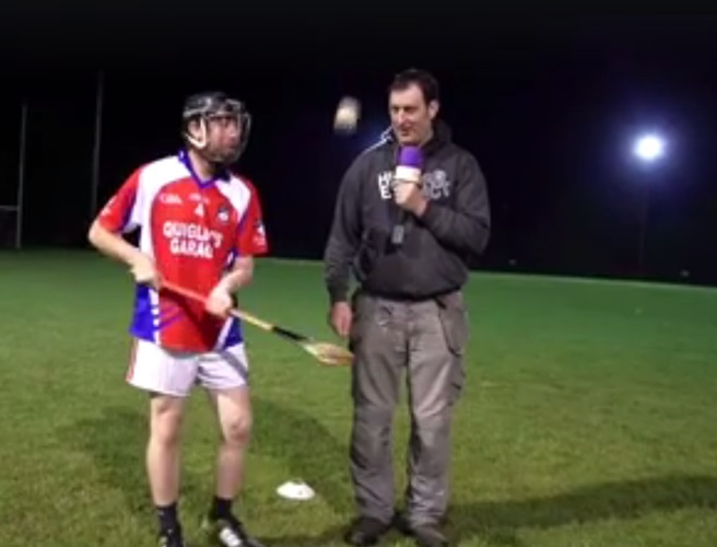 WATCH: Hurling goes global as French TV station produce wacky video with Galway club