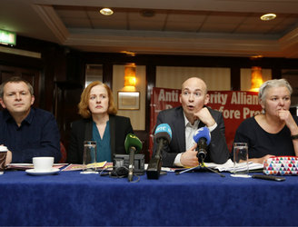People Before Profit and Anti-Austerity Alliance announce common principles ahead of election