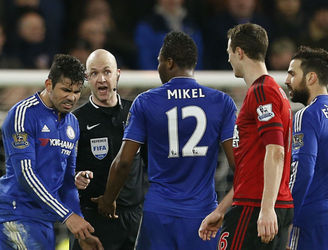 Chelsea and West Brom punished over ugly scenes after late James McClean equaliser