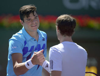 Can Milos Raonic pull off a shock and reach his first Grand Slam final?