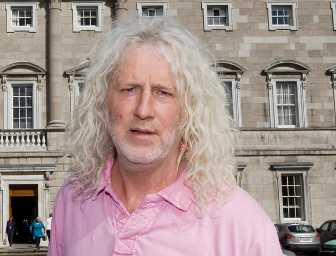 Mick Wallace, Commercial Court, summary judgement, Dublin, Ormond Quay, Ulster Bank