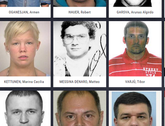 Police name Europe's 'most wanted' fugitives on new website