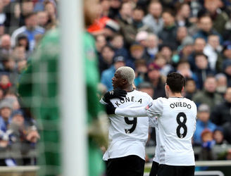 Everton's Kone reports incident of racist abuse to referee during Carlisle tie