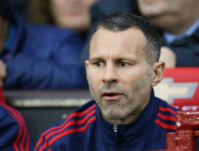 Ryan Giggs, Manchester United, assistant, manager