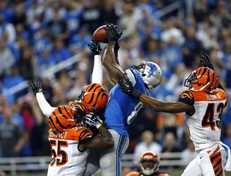 Eight of the most impressive records Calvin Johnson has to his name