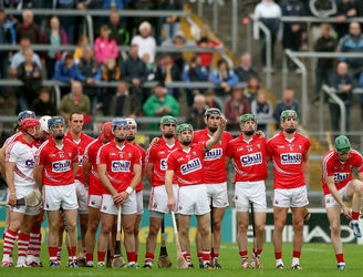 Cork's hurlers look set to line out in blue to commemorate 1916