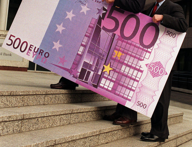 EU to investigate €500 note links to terrorism & crime