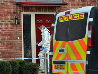 Man's body found in Wales may be linked to triple murder