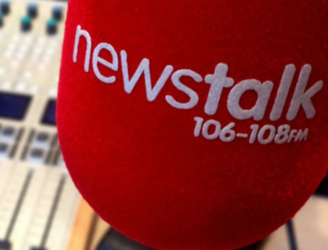 Newstalk continues to grow and leads with younger audience ahead of new schedule roll out