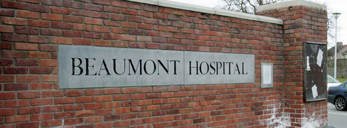 Hospital trolleys, waiting times, Beaumont Hospital, Cork University Hospital, INMO